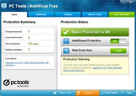 darmowy antywirus PC Tools AntiVirus
