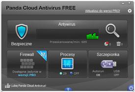 darmowy antywirus Panda Cloud Antivirus 2013